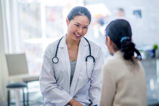 samtale med pasient